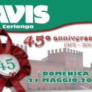 45° Anniversario di Fondazione