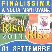 """Leggi """"Domenica 1° settembre a Volta Mantovana: gran finale """"di Riso in Riso"""""""""""
